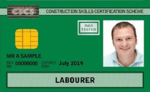 Green-CSCS-Card